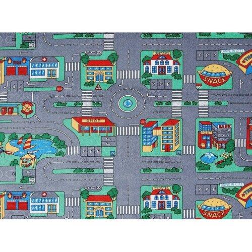 Spoltex Dětský koberec Playground, 95 x 200 cm