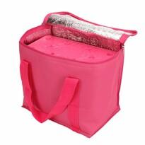 Chladiaca taška ružová, 7 l
