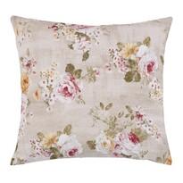 Poduszka Ema Pęk kwiatów, 45 x 45 cm