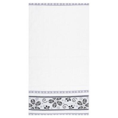 Osuška Fiora bílá, 70 x 140 cm