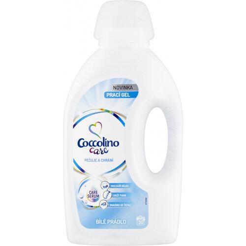 Coccolino Tekutý gél na pranie Biela bielizeň 1,2 l