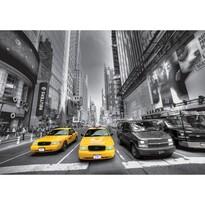 Fototapeta XXL Nowojorskie taksówki 360 x 270 cm, 4 części