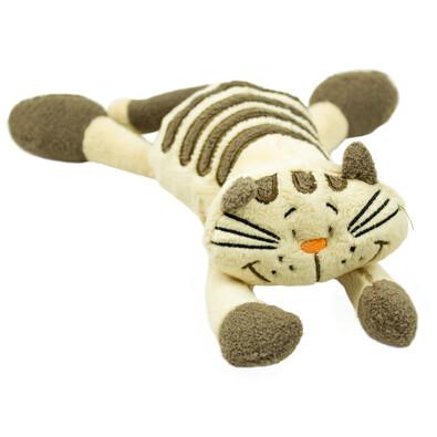 Plyšová hračka kočka, 27 cm