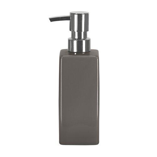 Dávkovač mýdla, šedý