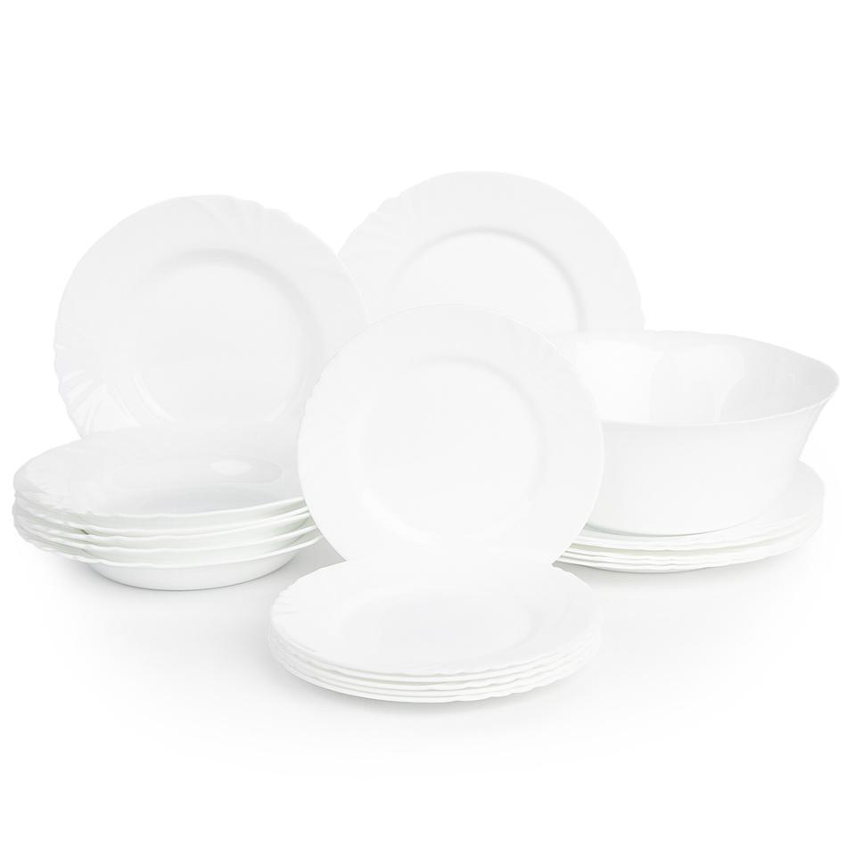 Produktové foto Luminarc 19dílná jídelní sada Cadix