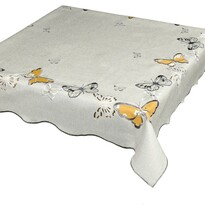 Față de masă Fluturi, 35 x 35 cm