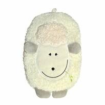 Hugo Frosch Dětský termofor Eco Junior Comfort s motivem ovečky, krémová