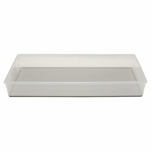 KIS Organizér Sistemo 9, 24 x 39 x 5 cm, šedá