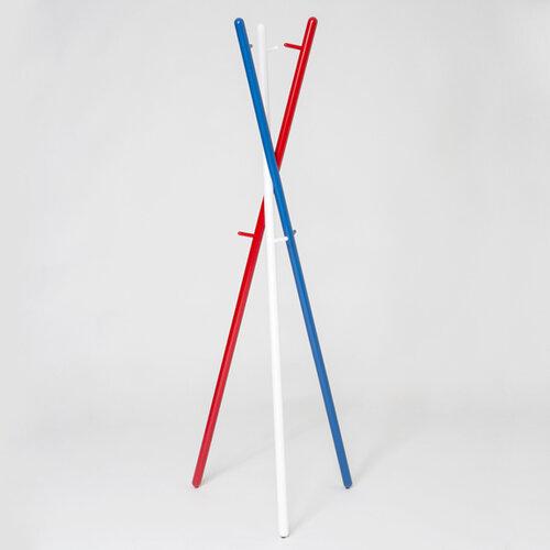 LUGI Vešiak 01 Tricolor Olympic, jaseň masív