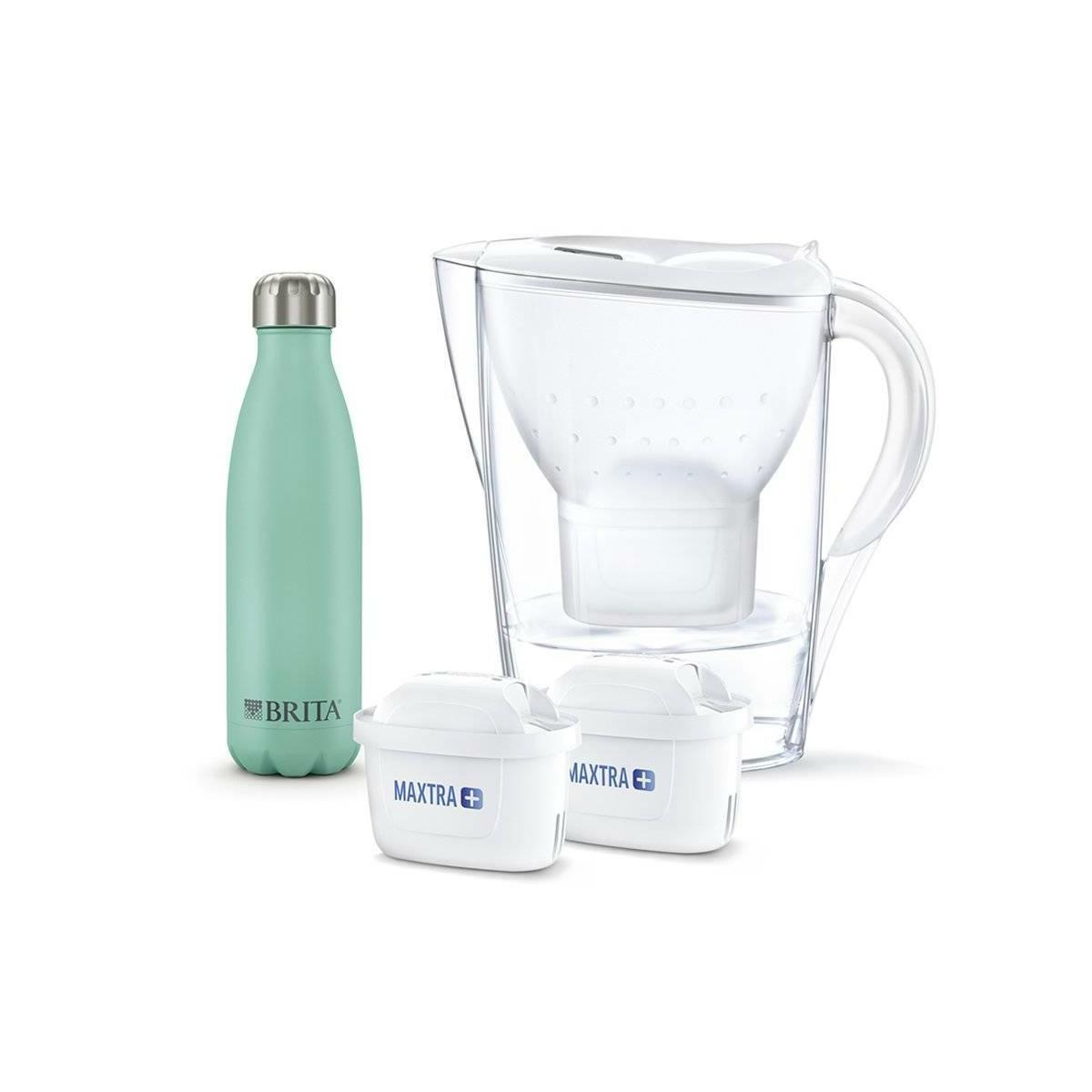 Brita Marella Cool set - 2x Maxtra+ filtre + termofľaša 0,5 l