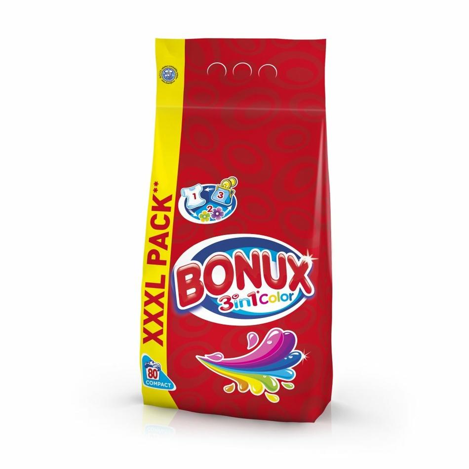 Bonux prací prášok Color 5,6 kg