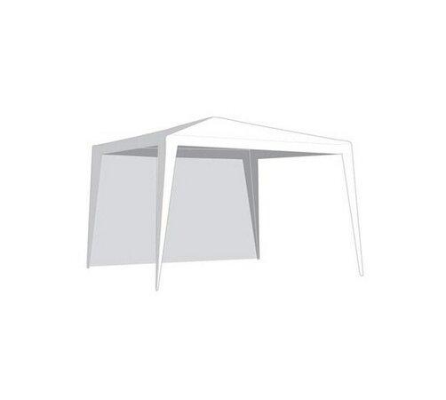 VETRO-PLUS sátor oldal, ablak nélkül  2,95 x 1,9 m fehér