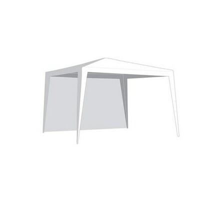 VETRO-PLUS Bočnice zahradního stanu bez okna 2,95 x 1,9 m bílá
