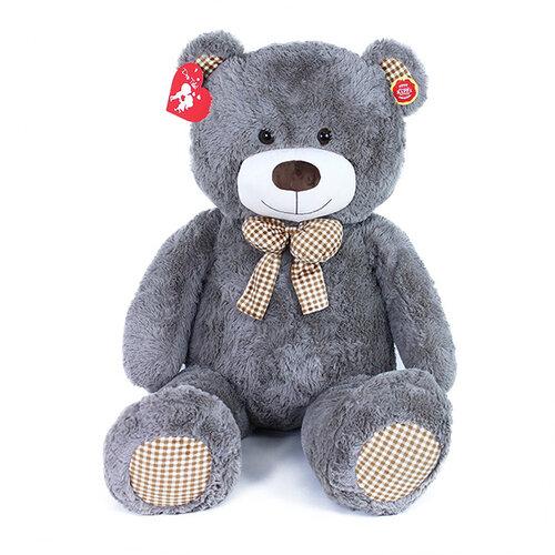 Rappa Veľký plyšový medveď Fanda s visačkou, 130 cm