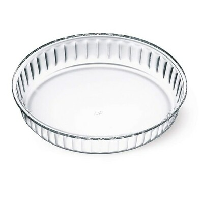 Simax Forma na koláč skleněná 28 x 4 cm