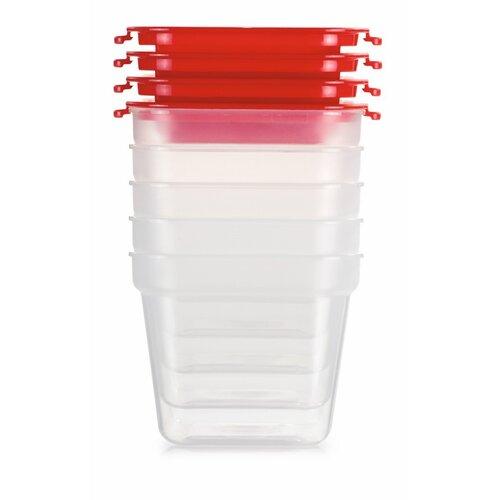 Tescoma Purity Mini doze pentru congelator120 ml, 4 buc.