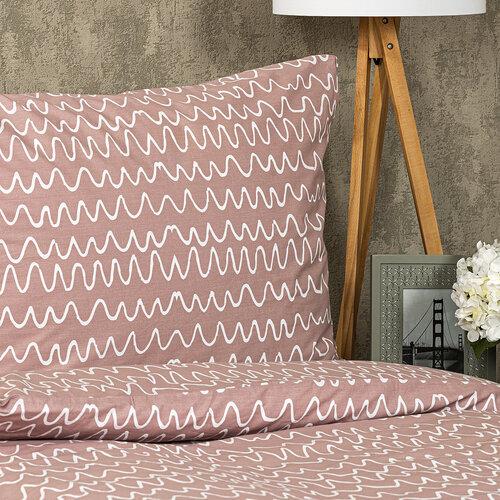 Bavlnené obliečky Wave, 220 x 200 cm, 2 ks 70 x 90 cm