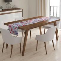 Domarex Virágok asztali futó, 40 x 90 cm