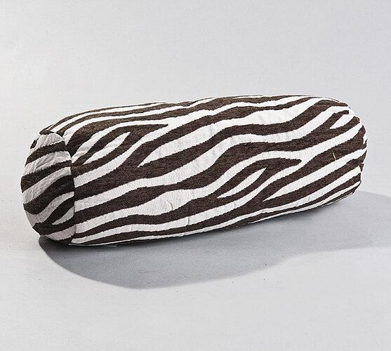Podhlavník Zebra BO-MA, 20 x 45 cm, bílá + černá, 20 x 45 cm