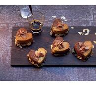 Original KAISER Forma na 6 muffinů srdce