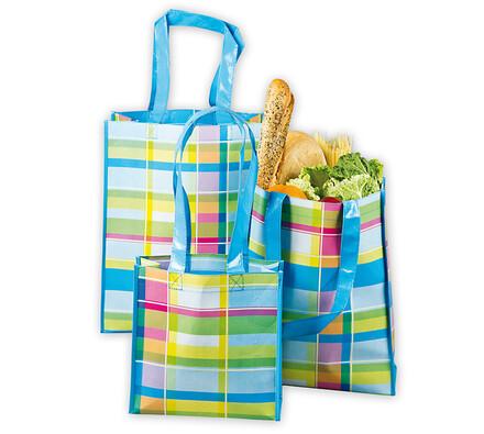 Nákupní tašky textilní