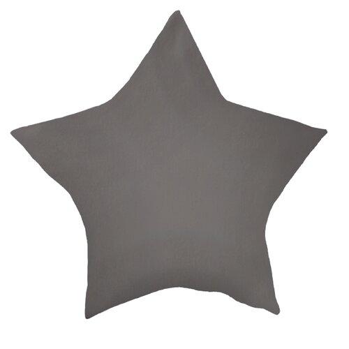 Domarex Vankúš Stars sivá, 45 x 45 cm