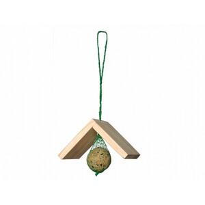 Dřevěný zásobník pro lojové koule