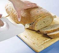 Elektrický nůž na potraviny, bílá