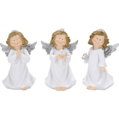 Figurka anděl 1 ks
