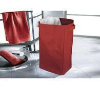 Koš na prádlo Bella, Kleine Wolke, červená