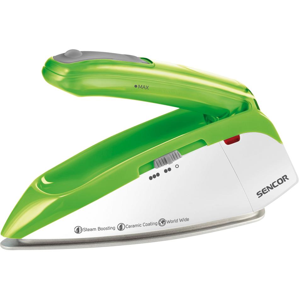 Žehlička Sencor SSI 1010GR zelená