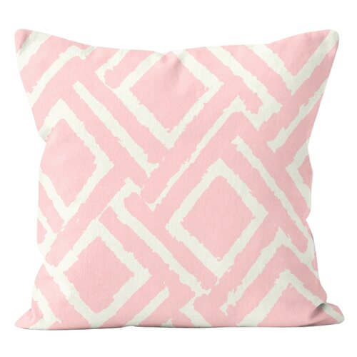 Domarex Povlak na polštář Jane růžová, 45 x 45 cm