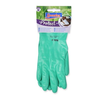 Zahradní rukavice do zeminy, L
