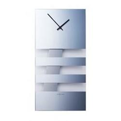 Nextime BOLD STRIPES 2855mi nástěnné hodiny