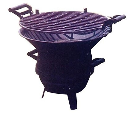 Litinový gril 35,5 cm