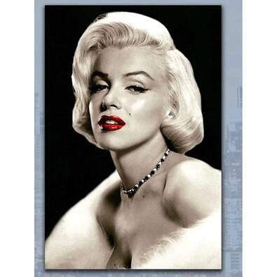 Obraz skleněný Marilyn Monroe