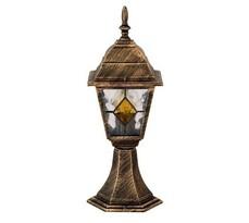 Rabalux Monaco 8183 zewnętrzna antyczna lampa, stojąca złoty