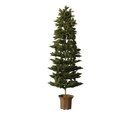 Umělý strom thuja 130 cm