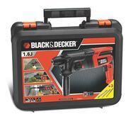 Pneumatické kombinované kladivo Black & Decker, KD860KA