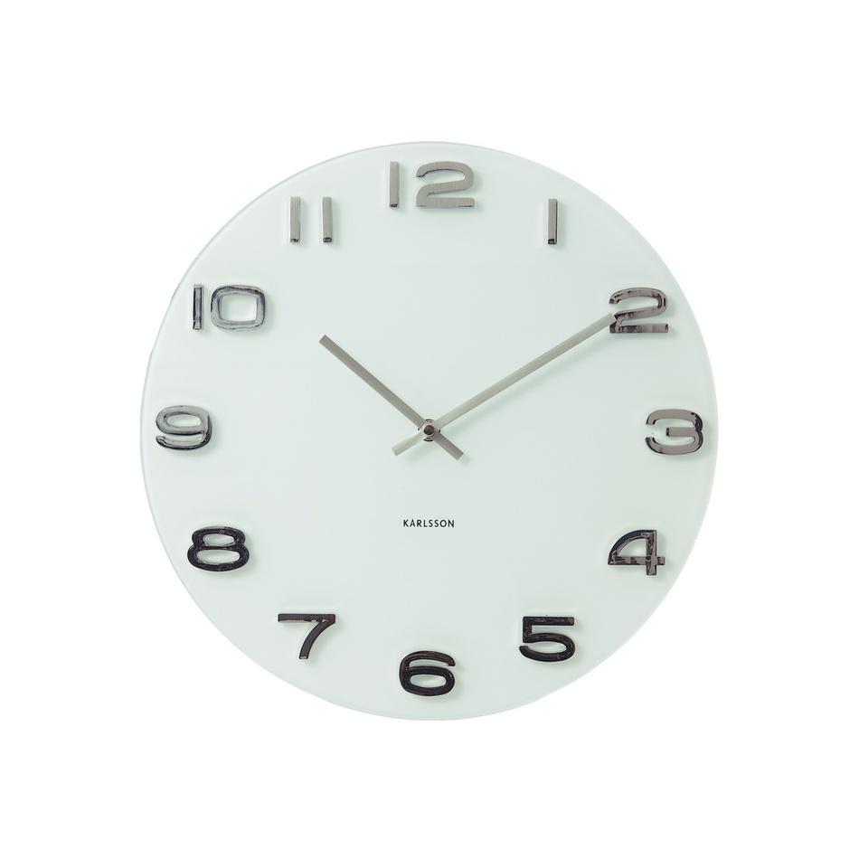 Karlsson 4402 Designové nástěnné hodiny, 35 cm