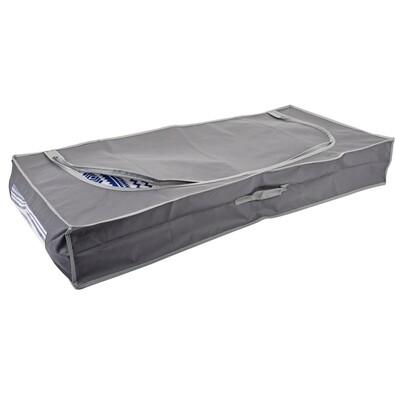 Textil ágy alatti tároló 105 x 45 x 16 cm