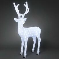 Vánoční venkovní dekorace Jelen, 184 LED