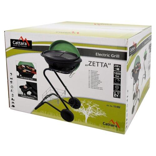 Cattara Elektrický gril Zetta, 60 x 100 x 50 cm