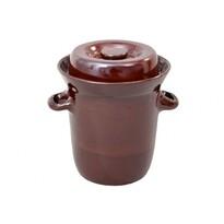 Vas ceramic pentru murături Morava, 20 l