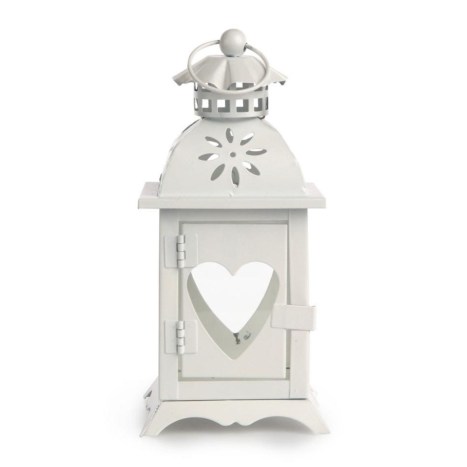 Altom Kovová dekorativní lucerna Lina, 10 x 20,5 cm