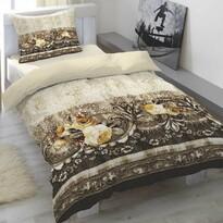 Saténové obliečky Rosette Carafa, 140 x 200 cm, 70 x 90 cm