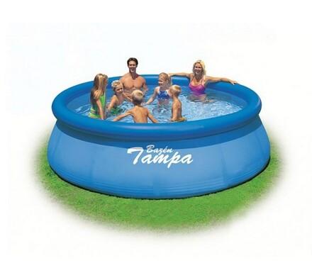 Bazén Tampa bez filtrace, Marimex, modrá, pr. 366 cm