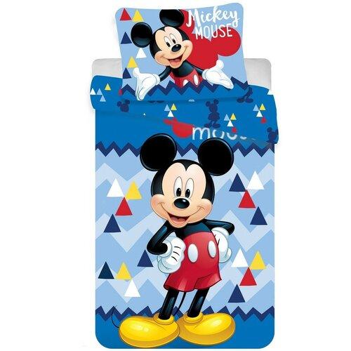 Jerry Fabrics Povlečení Licenční Mickey micro 2016 140x200 70x90