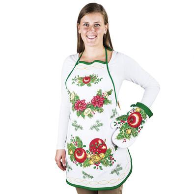 Kuchyňská souprava Vánoční pohoda