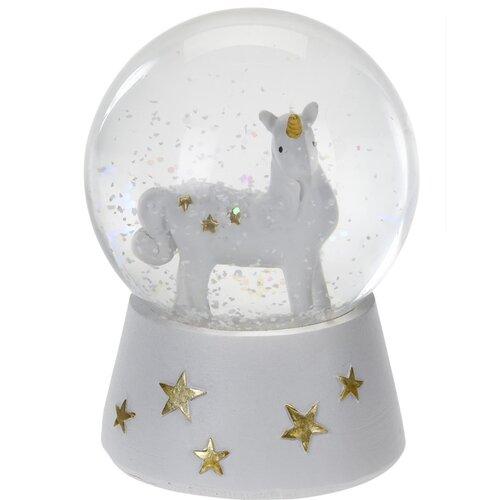 Koopman Sněžítko Jednorožec, 8 x 11 cm